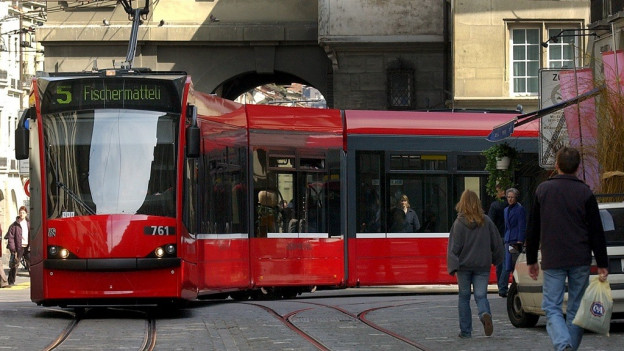 Weil die Kontrollen änderten nahm Bernmobil im letzten Jahr rund eine halbe Million Franken weniger Bussen ein.