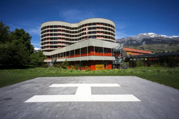 Im Zentrum der Kritik: Die Abläufe und Strukturen im Spitalzentrum Sitten.