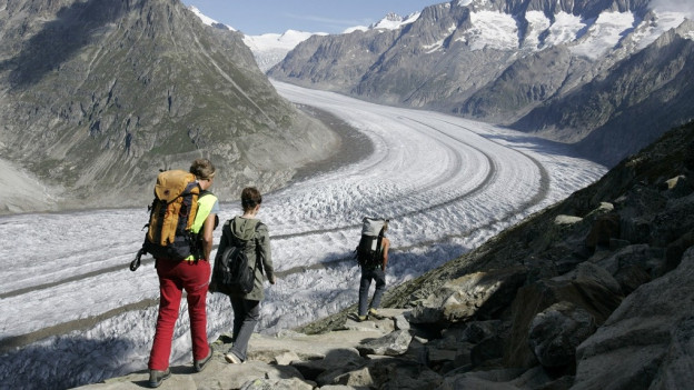 Der Tourismus am Aletschgletscher wird neu organisiert.