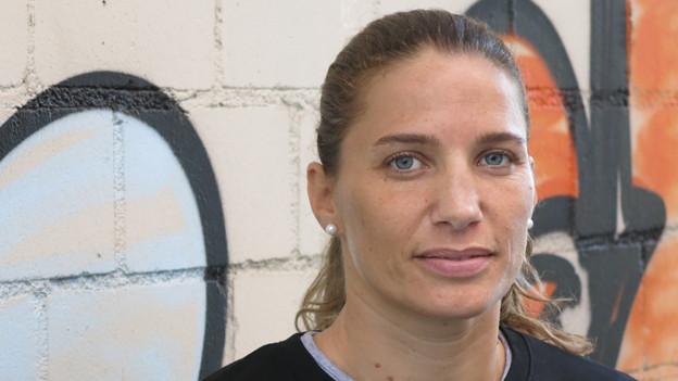 Die Berner Boxerin, die Weltmeisterin werden will: Nicole Boss
