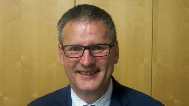 Der ehemalige CVP-Kantonalpräsident Waeber will SVP-Ständerat werden.