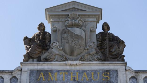 Berner Amtshaus.