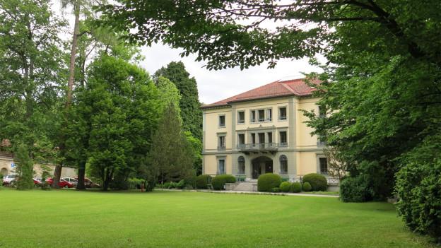 Die Pädagogische Hochschule beim Murtentor hat unruhige Jahre hinter sich.