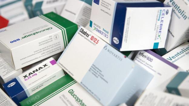 13'000 Medikamente in der Schweiz - wer soll da noch den Überblick behalten?