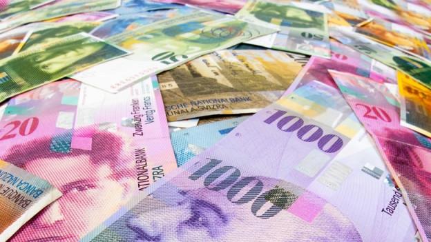 Fast alle Berner Gemeinden haben Geld auf der hohen Kante.