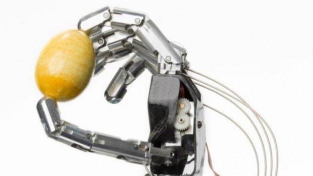 Eine Handprothese mit Gefühl beim Zupacken - für betroffene Menschen ein Durchbruch