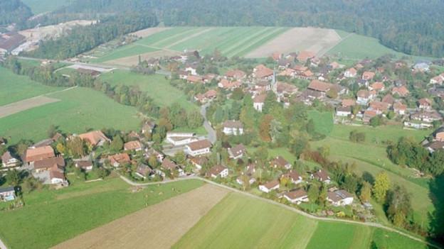 Rapperswil (im Bild) ist wesentlich grösser als Bangerten.