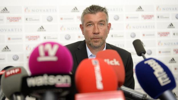 Der Neo-FCB-Trainer Urs Fischer.