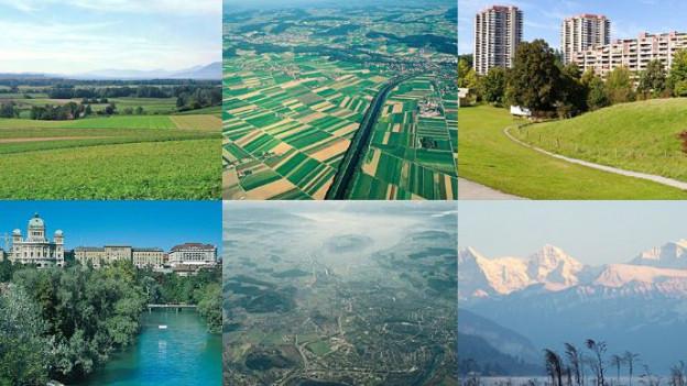Die «Grün 19» wollte sich im ganzen Kanton Bern präsentieren.