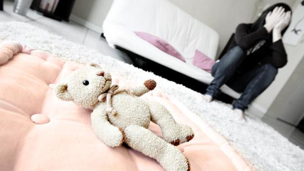 1065 Interventionen wegen häuslicher Gewalt registrierte die Polizei.