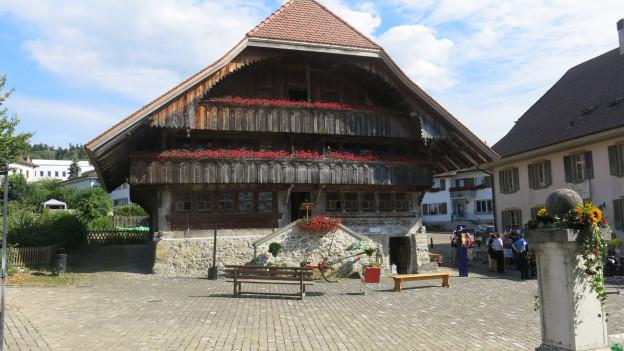 Das Sensler Museum in Tafers kämpft mit Geldsorgen und Besucherrückgang.