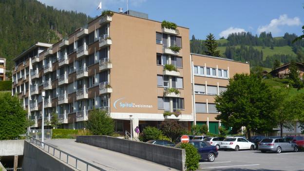 Die sogenannte «Maternité Alpine» soll, wenn irgendwie möglich, im Spital Zweisimmen untergebracht werden.