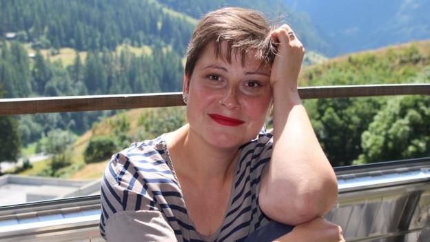 Anastasia Rieder lebt seit 16 Jahren im Wallis.