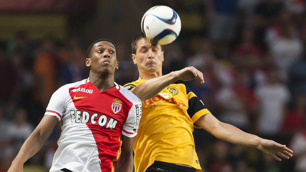 YB verliert in Monaco mit 0:4 und muss die Champions-League-Träume begraben.