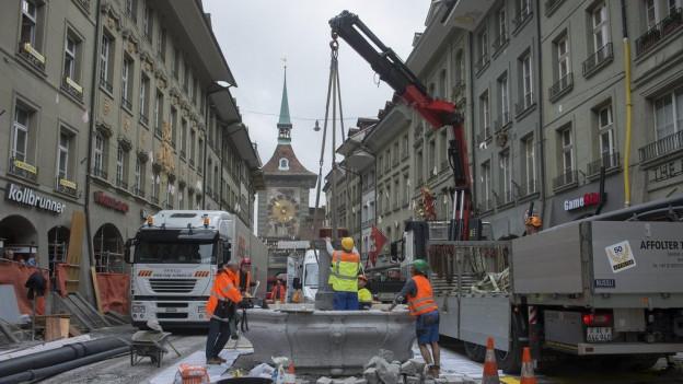 Bern soll eine Stadt für die Menschen werden, sagt der Experte.