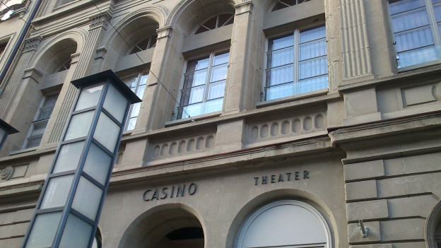 Das Casino-Theater in Burgdorf.