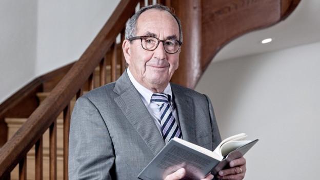Berner Freiheitspreisträger 2015: Prof. Silvio Borner, Basel.