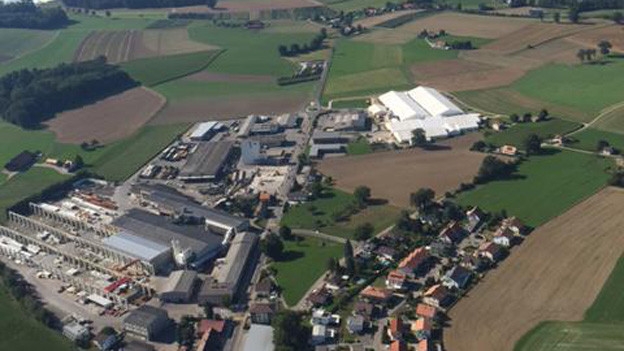 70'000 Besucher an der Sensler Messe in Tafers.