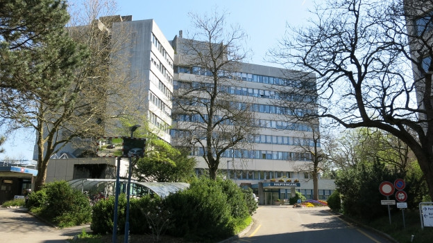 Das Zieglerspital steht leer und kann anders gebraucht werden.