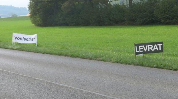 Wahlkampf im zweisprachigen, schwarzweissen Kanton Freiburg