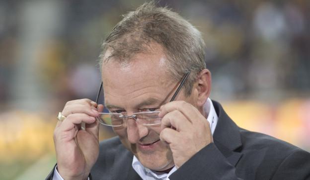 Erleichterter YB-Sportchef Fredy Bickel