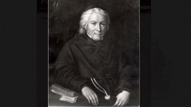 Der Freiburger Pädagoge Gregor Girard.