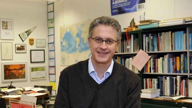 Der Berner Klimaforscher Thomas Stocker.