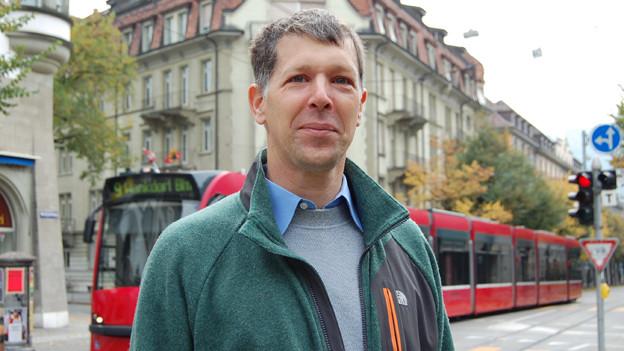 Andreas Messerli - ein Leben fürs Tram.