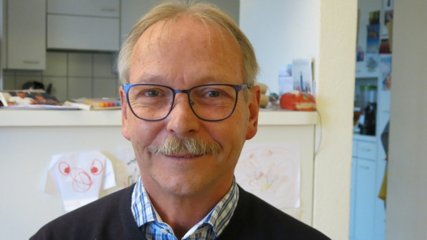«Wir sind zuversichtlich - mit Fragezeichen»: Philippe Wandeler, Kantonalpräsident.