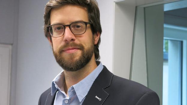 Politologe Maximilian Schubiger stellt in der Region auch einen Stadt-Land-Graben fest.