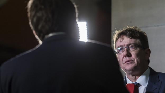 Albert Rösti lässt seine Ständerats-Ambitionen fallen und zieht seine Kandidatur zurück.
