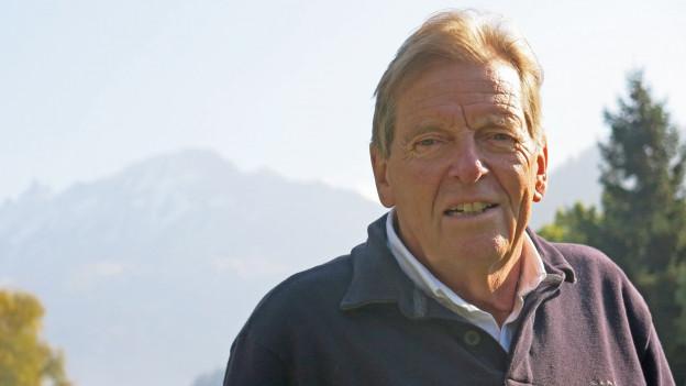 Der Berner Oberländer Stefan Zürcher sorgt für heisse Action im Bond-Film.