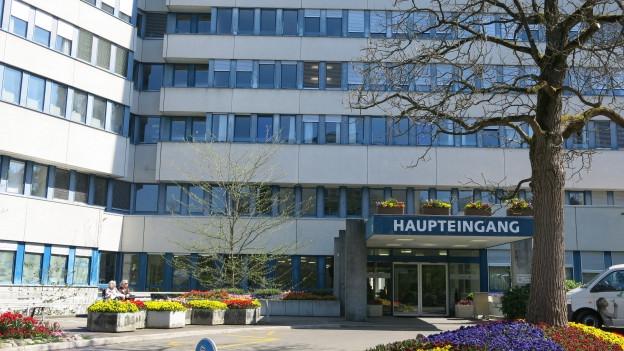 Aus dem ehemaligen Zieglerspital wird ein Bundesasylzentrum.