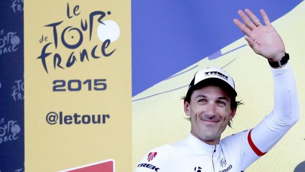 Fabian Cancellara sagt 2016 «Tschüss».