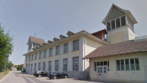 Die Technische Fachschule Bern in der Felsenau - bald in Burgdorf?