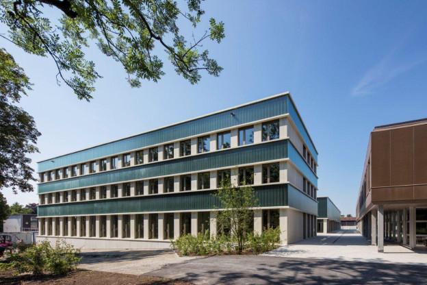 Mehr Platz und eine «zweckmässige Arbeitsumgebung»: Das neue Gebäude des Instituts für Sportwissenschaft.