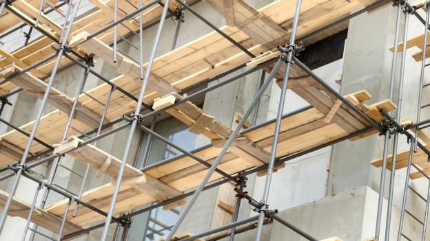 Die MuKEn gelten zum Beispiel auch für Gebäudesanierungen.
