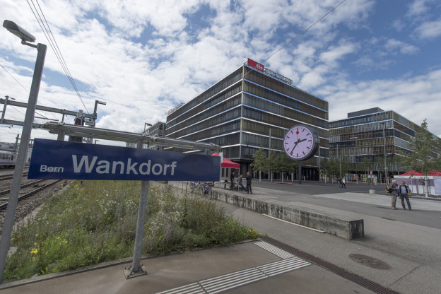 Kein Aussteig an dieser Stelle - Bern-Wankdorf erhält keinen IC-Halt.