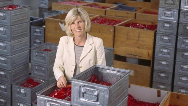 Produziert Werkzeug und ist neu auch Ehrendoktorin der Uni Bern: Eva Jaisli