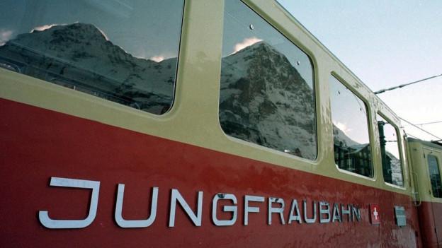Die Bauten dienten als Unterkunft und Kantine für die Arbeiter der Jungfraubahn.