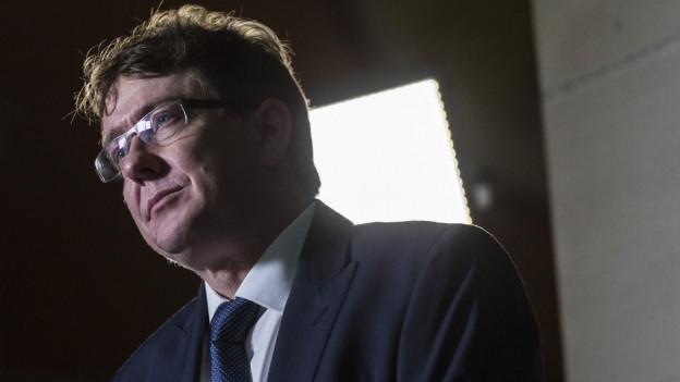 Albert Rösti will SVP-Parteipräsident werden.