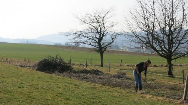 Dieses Land wäre vom BLS-Depot in Riedbach betroffen.