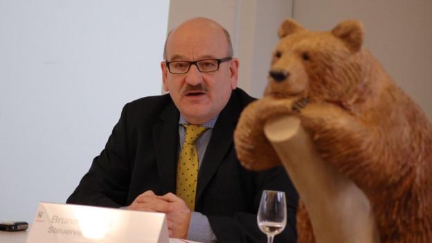 Der Vater der elektronischen Steuererklärung im Kanton Bern, Bruno Knüsel, geht in Pension.