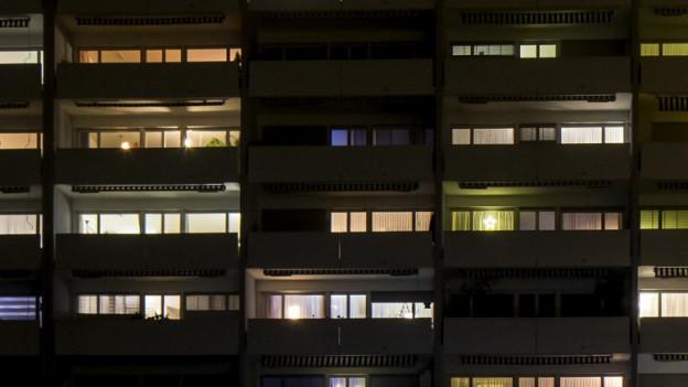 Gesucht: Günstiger Wohnraum in Biel (Symbolbild).