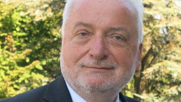 Justizdirektor Erwin Jutzet.