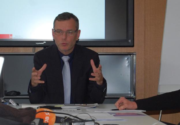 Bieler Gemeinderat Beat Feurer