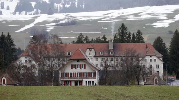 Das Jugendheim in Prêles erhält neue Aufgaben.