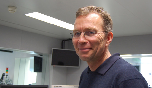 Professor Steffen Eychmüller, Palliativmediziner.