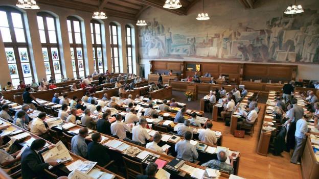 Kein Platz für Stefan Hofer im Berner Kantonsparlament.