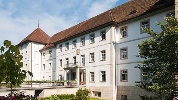 Das Hauptgebäude der Dienste in Bellelay.